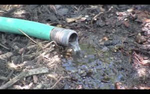slow-trickle-from-garden-hose